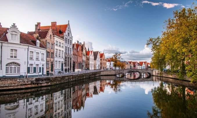 Melhores pontos turísticos em Bruges - bélgica
