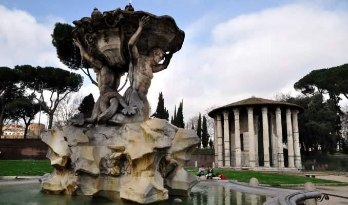 Melhores pontos turísticos em Roma - Fórum Boarium