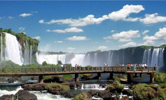 Melhores Pontos turísticos Foz do Iguaçu - cataratas iguaçu