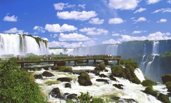 Melhores Pontos turísticos Foz do Iguaçu