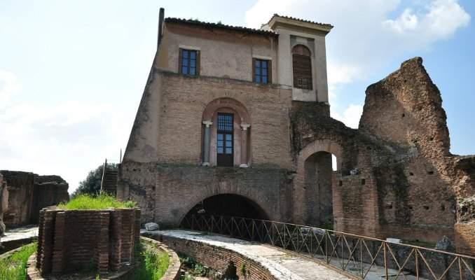 Melhores pontos turísticos em Roma - Palatino