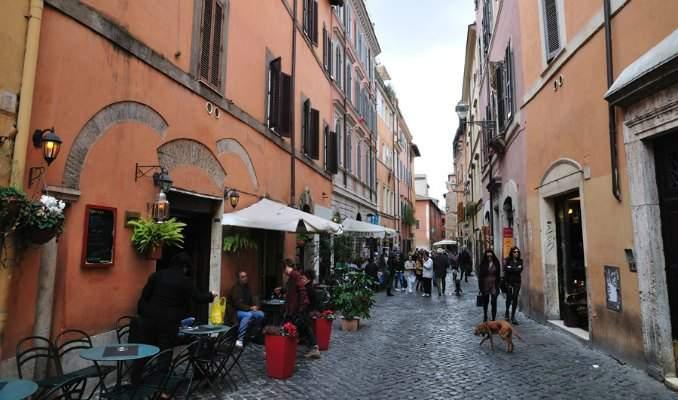 Melhores pontos turísticos em Roma - Trastevere