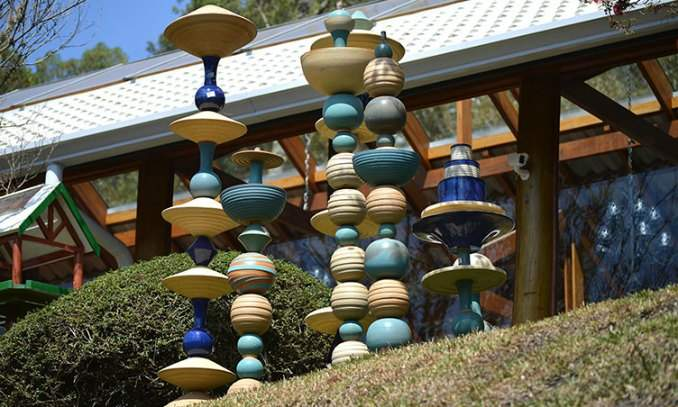 Unger's Pottery House – Art Gallery - Monte Verde