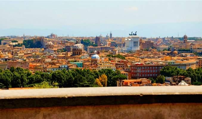 Melhores pontos turísticos em Roma - gianicolo